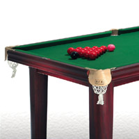 bce 6ft deluxe snooker table
