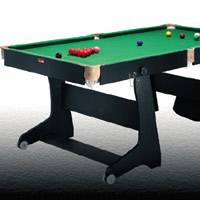 bce 6ft snooker table