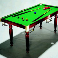 bce 6ft super deluxe snooker table