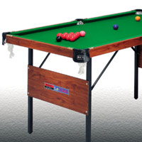 bce 6ft le club snooker table
